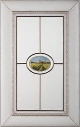 Фасад со стеклом «Алиери»
